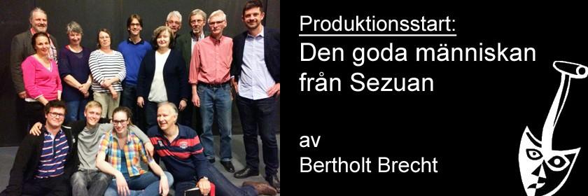 Gruppbild från uppstartsmötet 21 maj 2015 Foto: Agneta Thulin